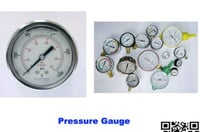 API 7K type F Mud Pump Pressure Gauge