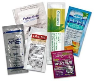 Pharmaceutical Packaging Pouches
