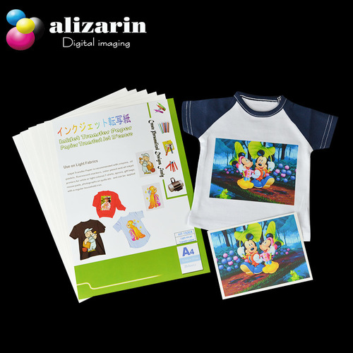 Inkjet Transfer Paper - Manufacturers & Suppliers, Dealers