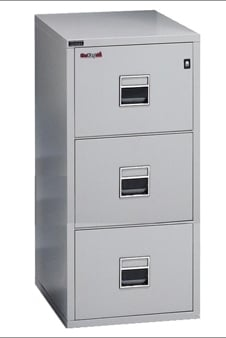 Table Side Office File Cabinet