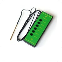 Bright Green Handy Electric Fence Tester