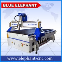 Professional CNC Wood Carving Machine With Water Cooling Spindle
