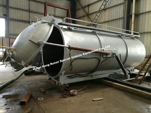 Vacuum Septic Tank Body