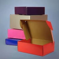 Industrial Corrugated Shipping Boxes