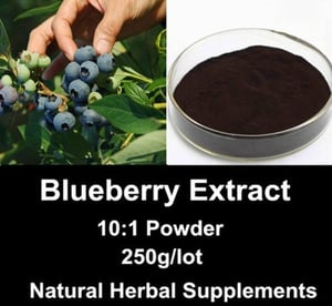 Natural Antioxidant Blueberry Extract