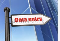 Data Entry Projects Solutions