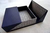 Suiting and Shirting Packaging Gift Boxes