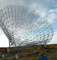 Space Frame Waterpark Support Shed