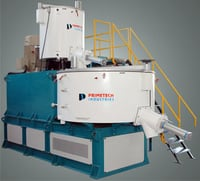 Industrial High Speed Mixer And Cooler