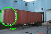 Trailer Container Rental Service