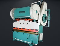 Mechanical/Pneumatic Press Brake