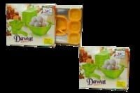 Quality Plastic Dawat Set