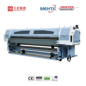 Direct Textile Printing Machinery