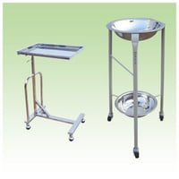 Mayo Stand and Two Tier Bowl Stand