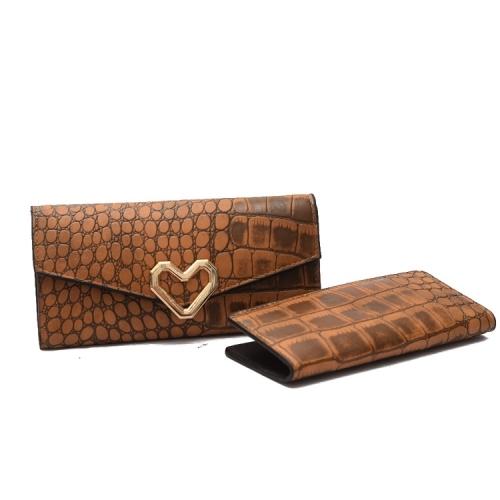 PU Leather Women Wallet