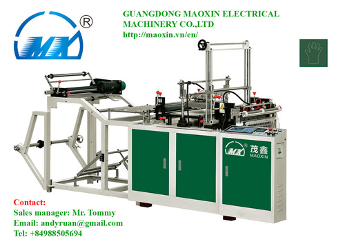 Automatic Disposable Glove Making Machines