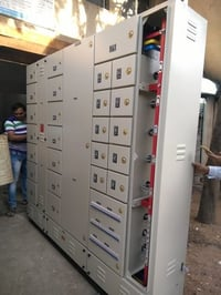 Industrial Power Distribution Panels