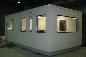 Portable Acoustic Operator Cabins