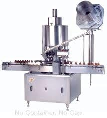 Sealing And Capping Machine