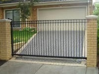Fancy Gate