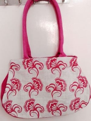Embroidery Printed Shopping Bags