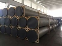 Dewei 316L Stainless Steel Welded Pipes