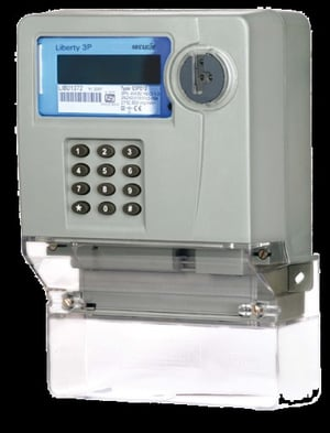 Liberty 3p Three-Phase Pre-Payment Meter