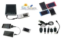 Solar Mobile And Laptop Chargers