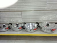 Stainless Steel Kitchen Fry Pans