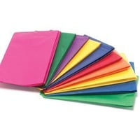 Colorful Tissue Paper