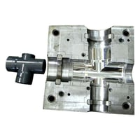 Tee Pipe Fitting Mould
