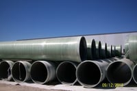 FRP And GRP Pipe