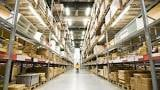Commercial Warehouse Storage System