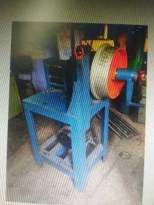 Wire Pointing And Threading Machine