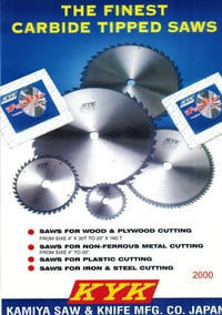 Carbide Tipped Saws