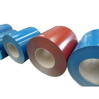 Color Coated Coils
