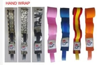 Customized Hand Wrap In Various Colors