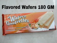 Flavored Wafers