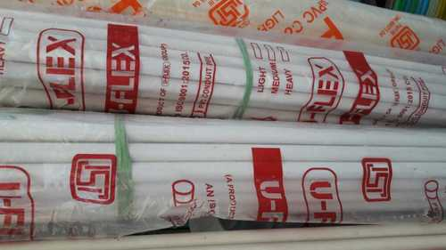 Round PVC Electricals Pipes
