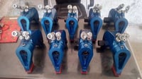 Hydraulic And Pneumatic Torque Wrench