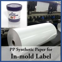PP Synthetic Paper For Food Container