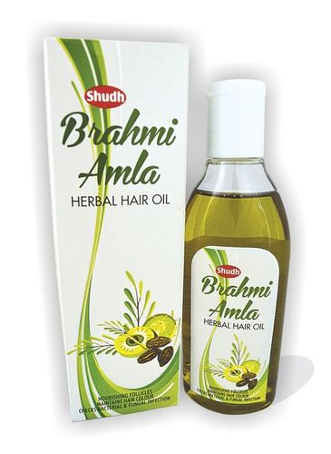 Shudh Brahmi Amla Hair Oil