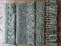 Handcrafted Jute Wall Hanging