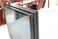 Sound Proof Tempered Heat Resist Low Insulated Glass