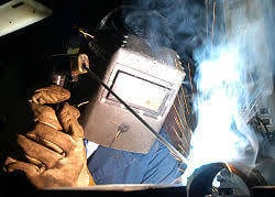 Electric And Argon Welding Service