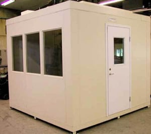 Industrial Acoustic Booth Room