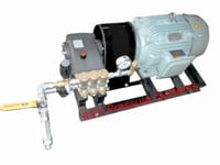 Electric Driven Hydrostatic Pressure Test Pump
