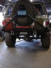 Rear off Road Bumpers