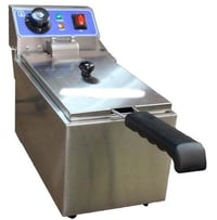 Electric Fryer Ef-61 Thermostatic Control