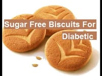 Sugar Free Biscuits